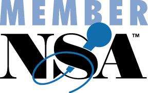 NSA lMember ogo