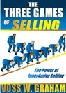 Book Cover for Three Games of Selling